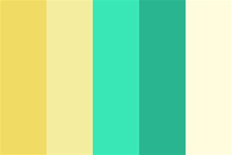 citrine color palette