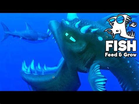 feed and grow fish gameplay german monster vs. great