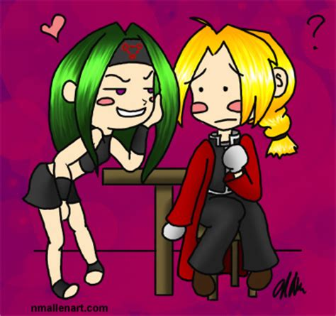 doodle envy ed and envy chibi doodle by terribletoadqueen on deviantart