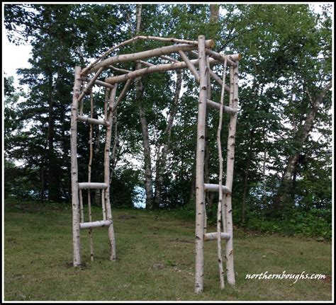 Wedding Arch Trellis by Birch Wedding Arch Arbor Kit X Large2 Birch Wedding
