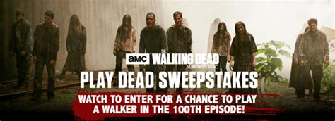Walking Dead Sweepstakes Code Words - the walking dead deadcarpet sweepstakes winners home fatare