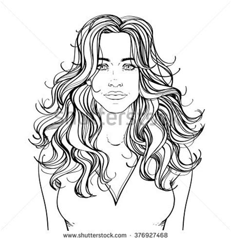 fashion doll outline chart stock photos royalty free images vectors