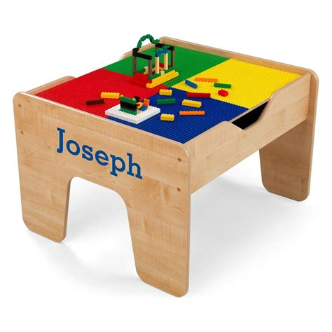 kidkraft 2 in 1 activity table kidkraft 174 personalized 2 in 1 activity table 200930
