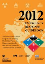 emergency response guidebook yellow section power point presentation for training transport canada