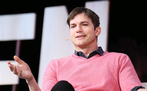 ashton kutcher ashton kutcher has a great email tip for excelling at work