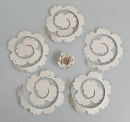 Paper Flowers Handmade - razzle dazzle handmade paper flowers