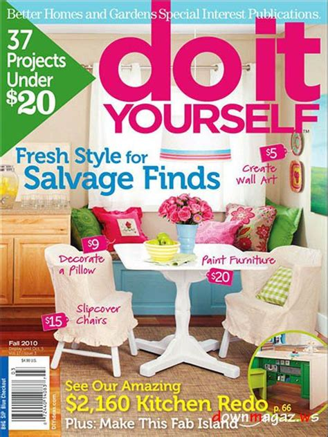 do it yourself magazine do it yourself magazine fall 2010 187 pdf magazines