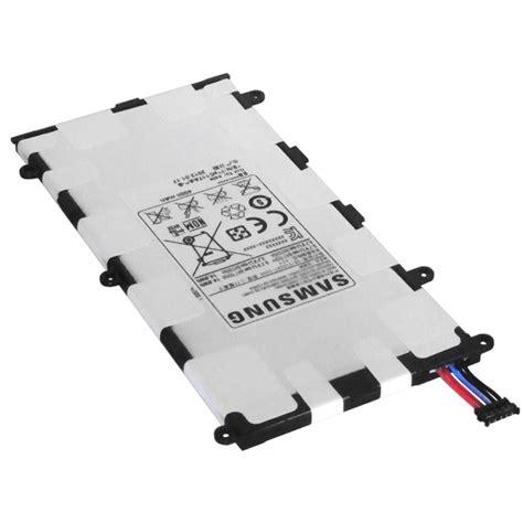 Baterai Tablet Samsung bateria 4000mah tablet samsung gt p3100 galaxy tab 7 0 pol