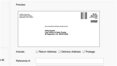 How To Print Envelopes Envelope Return Address Template