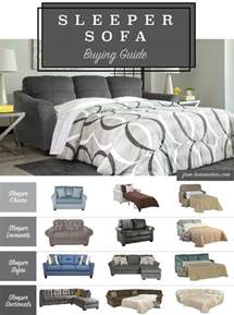 how to choose the best sleeper sofa for you hm etc