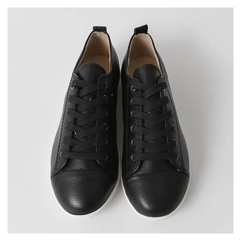 tap sneakers s cap toe leather lace up back tap sneakers shoes