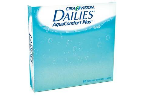 aqua comfort plus 90 dailies aquacomfort plus 90 pack van ciba vision bestelt u