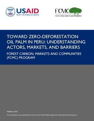 Understand Inter Markets finance and carbon markets fcm forest carbon markets and communities fcmc