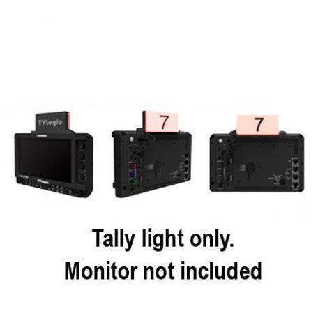 Tally Light by Tvlogic Etl 074 External Tally Light For Lvm 074 P I X