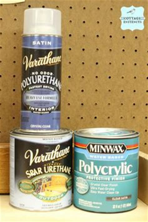 minwax wipe on poly to use chalk or milk paint instead of wax it is more wearing and