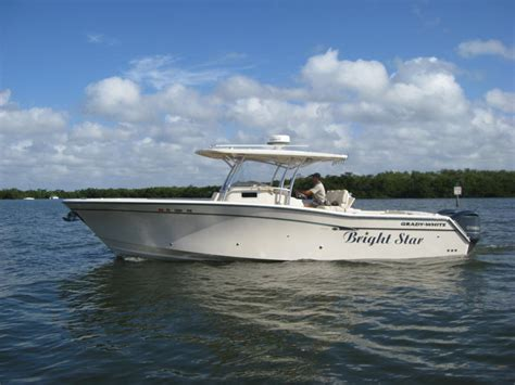 grady white boats hours 2014 grady white 336 canyon center console powerboat for