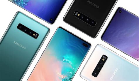 Samsung Galaxy S10 Leaked Samsung Galaxy S10 And S10 Press Images Confirm What We So Far Soyacincau