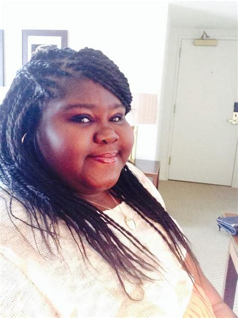 role of senegalese twist see gabourey sidibe s dramatic hair transformation photo