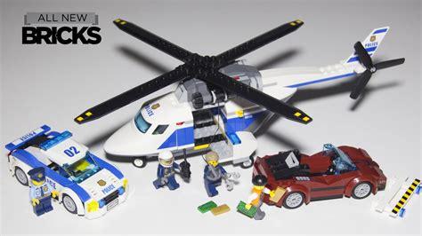 Lego City 60138 High Speed Ori lego city 60138 high speed with mccain speed build