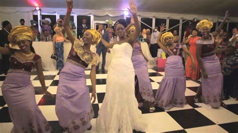 Best Nigerian Wedding Video & Dance #OkeyChinelo   YouTube