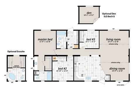 Online House Design cd 105 the comox lcm homes