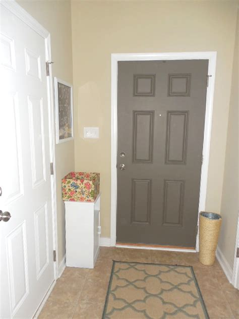 How To Paint Interior Doors Loveolympiajune Painting More Interior Doors
