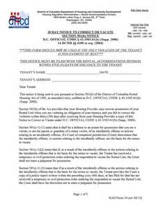 Assisted Living Rent Increase Letter Copyright Statement Format