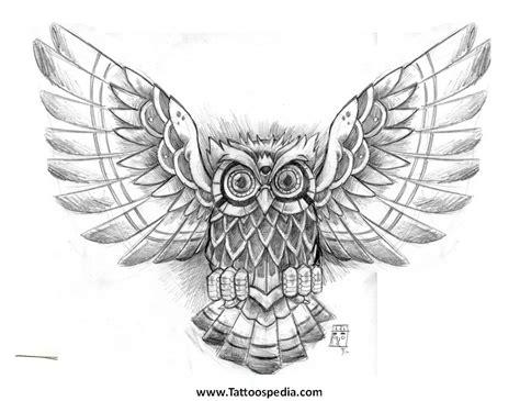 owl tattoo line drawing owl tattoo line drawing 3