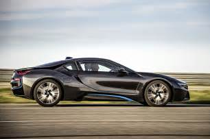 bmw i8 in hybrid sports car officially revealed