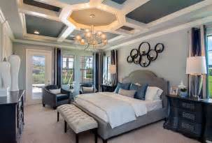 Game room ceiling ideas bedroom transitional with gray upholstered bed