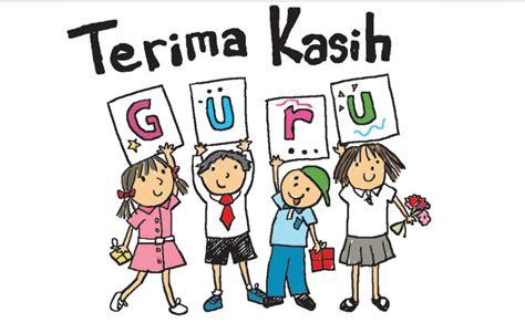 animasi kartu hari guru contoh kumpulan puisi pendek tentang guru spesial hari