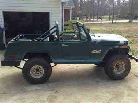 Sell Used Jeepster Commando 4wd Chevy 350 Lifted In