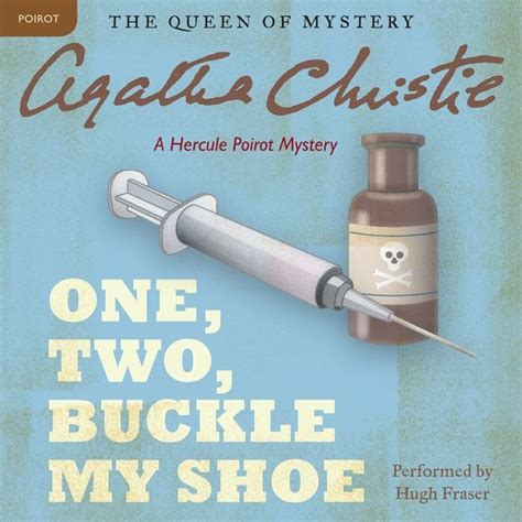 libro one two buckle my one two buckle my shoe agatha christie digital audiobook