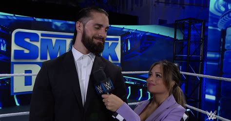 wwe draft  results   seth rollins moves