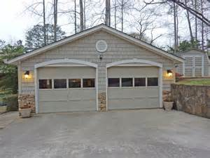 2 Car Detached Garage by Detached 2 Car Garage Garage Ideas Pinterest