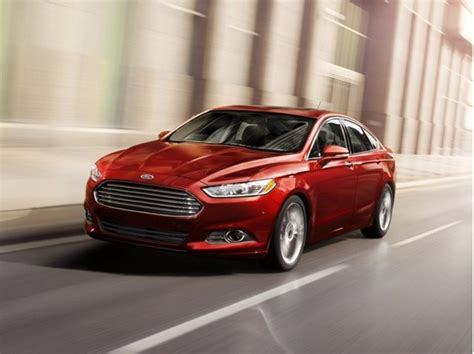 ford fusion 2014 weight ford fusion lightweight concept car goes all out with high