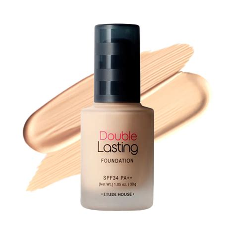 Etude House Sle Foundation etude house lasting foundation 30g spf34 pa