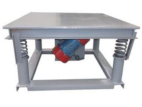 Vibrating Table by Vibration Table
