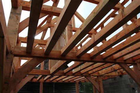 douglas fir timber frame floor timber frame house floor 335 best castle ring oak frame our timber frame work