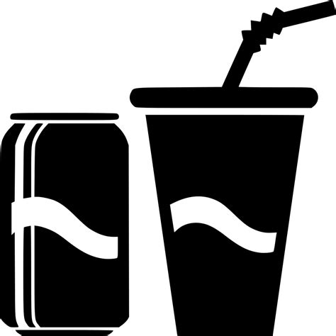 drink icon png soda can beverage drink paper cup svg png icon free
