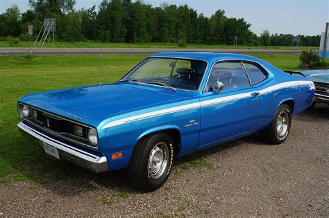 the plymouth plymouth duster