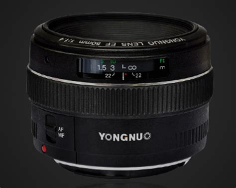 Lensa Yongnuo Yn 85mm F 1 8 For Canon Best Deal a better picture of the rumored yongnuo yn 85mm f 1 8 lens for nikon f mount nikon rumors