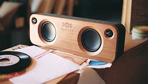 Speaker Bluetooth Mixstyle the house of marley signature black get together bluetooth speaker