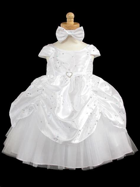Black Cinderella Dress white taffeta embroidered cinderella baby dress