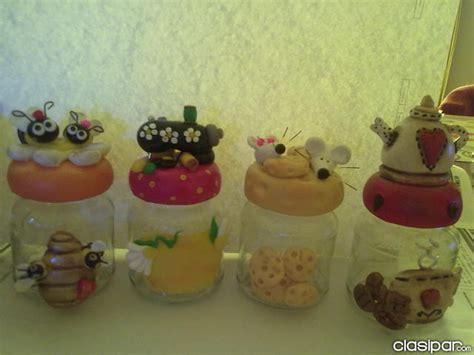 Decoracion De Frascos De Vidrio Con Porcelana Fria | decoracion de frascos con porcelana fria en central
