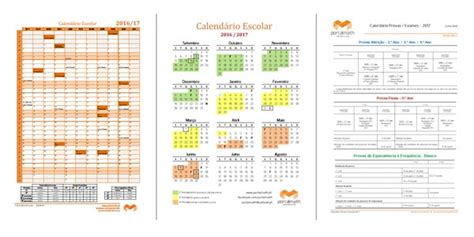 Calendario Escolar Ist 2014 Calend 225 Escolar 2016 17 Portalmath Pt Matem 225 Tica