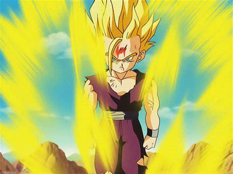 imagenes anime gif es gohan el mas fachero del anime imagenes gif hd