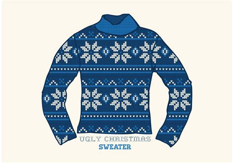 christmas jumper pattern vector free vector ugly christmas sweater download free vector