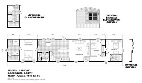 trailer home plans mobile home floor plans 16x80 mobile homes ideas