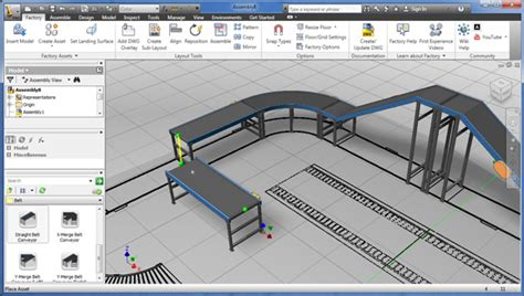 tutorial factory design suite drag and drop factory mockup autodesk factory design